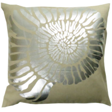 jcpenney.com | Park B. Smith® Foil Shell Decorative Pillow