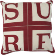 Park B. Smith® Surf Decorative Pillow