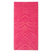 Outdoor Oasis™ Animal Jacquard Beach Towel