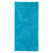 Outdoor Oasis™ Dragonflies Jacquard Beach Towel