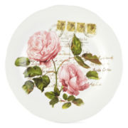 JCPenney Home™ Italian Roses Round Serving Platter