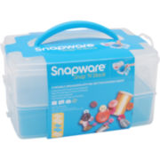 Snapware® Snap n Stack Craft Organizer 2 Layer