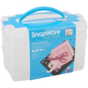 Snapware® Snap n Stack Craft Organizer 3 Layer