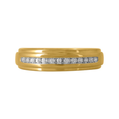 jcpenney.com | Mens 1/10 CT. T.W. Diamond Band