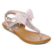 Olsenboye® Dalia T-Strap Sandals
