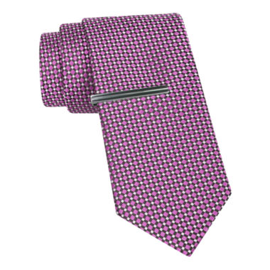jcpenney.com | JF J. Ferrar® Harlem Tie and Tie Bar Set