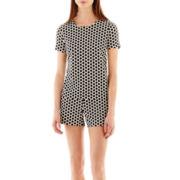 Worthington® Zip-Back Crop Top or Modern Print Career Shorts - Tall