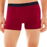 Champion® 3-pk. Cotton Performance Short-Leg Boxer Briefs