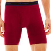 Champion® 3-pk. Cotton Performance Long-Leg Boxer Briefs