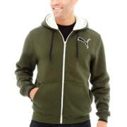 Puma® Sherpa Hoodie