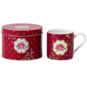 Royal Albert® New Country Roses Seasonal Mug in a Tin