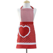 Ladelle® Love Hearts Kids Apron