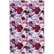 Ladelle® Pansy Floral Dish Towel