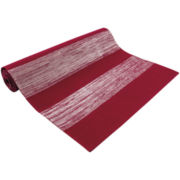 Ladelle® Allure Striped Table Runner