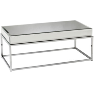 jcpenney.com | Emma Mirrored Coffee Table