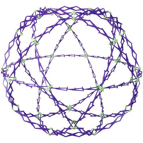 Hoberman® Original Glow-in-the-Dark Sphere