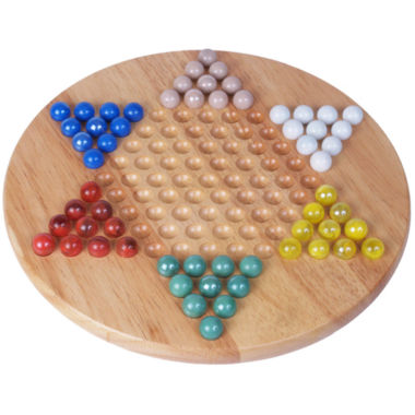 jcpenney.com | Chinese Checkers with Marbles