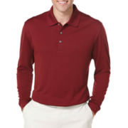 PGA TOUR® Long-Sleeve Polo Shirt