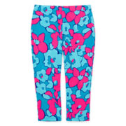 Total Girl® Capri Legging - Girls 7-16 and Plus
