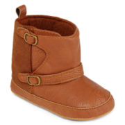Carter's® Casual Boots - Baby Girls 3m-12m