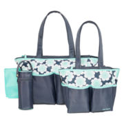 Carter's® Diaper Bag - Blue Stripe