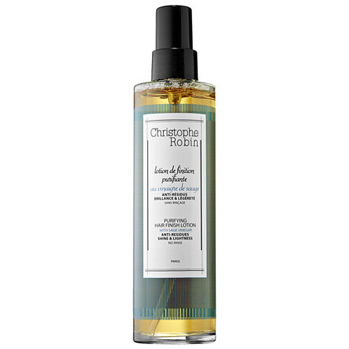 Christophe Robin Purifying Hair Finish Lotion with Sage Vinegar