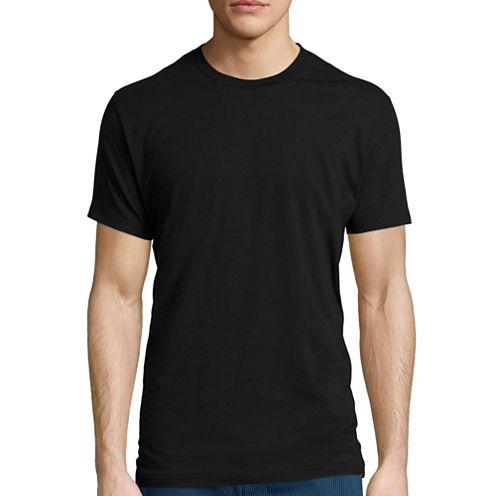 Stafford® 3-pk. Cotton Stretch Crewneck T-Shirts