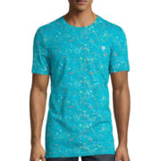 Puma® Speckle Graphic Tee