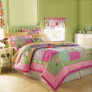 Laura Hart Dorinda 3-pc. Quilt Set