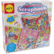 Groovy Scrapbook Kit