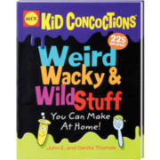 Weird Wacky Wild Stuff You Can Make At Home Book