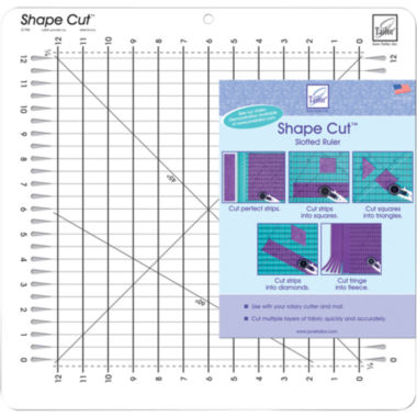 jcpenney.com | Shape Cut Ruler