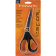 Softgrip Razor Edge Bent Scissors