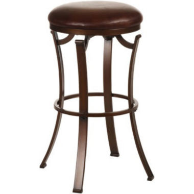 jcpenney.com | Kelford Backless Swivel Barstool