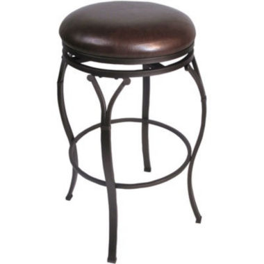 jcpenney.com | Quincy Backless Swivel Barstool