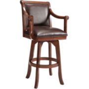 Palm Springs Swivel Barstool