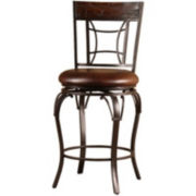 Granada Swivel Counter-Height Barstool