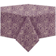 Scroll Whimsy Tablecloth