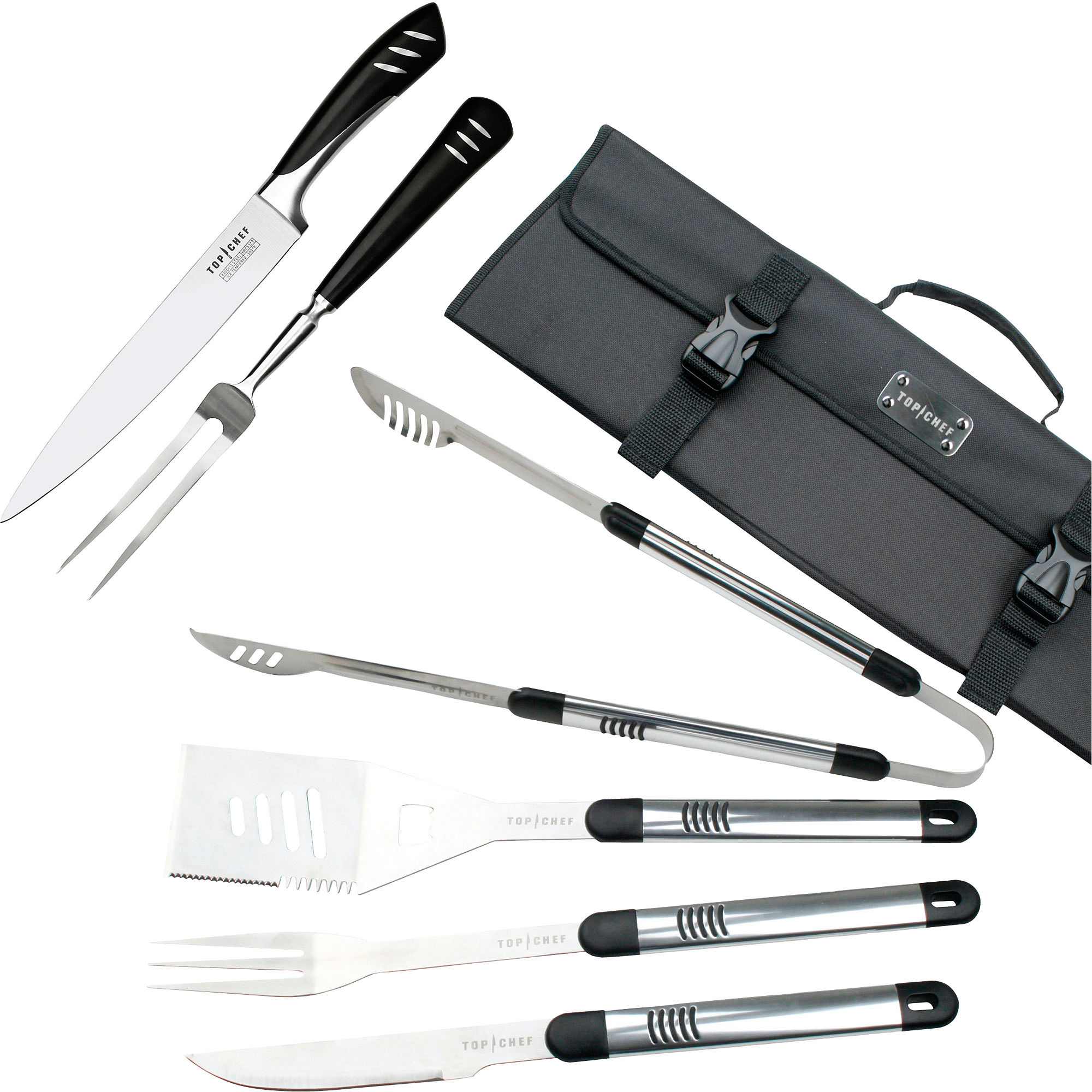 Full cutlery sets top chef pc stainless steel