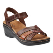 Clarks® Lexi Cricket Sandals