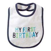 Carter's® Birthday Bib - Boys