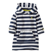 Carter's® Navy Striped Hoodie - Girls 5-6x