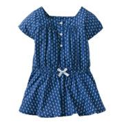 Carter's® Blue Print Tunic - Girls 5-6x