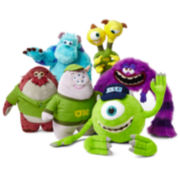 Disney Monsters University Medium Plush