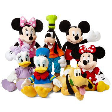 jcpenney.com | Disney Collection Mickey Mouse Clubhouse Medium Plush