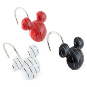 Disney Mickey Mouse Shower Curtain Hooks