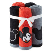 Disney Mickey Mouse 5-pc. Washcloth Set