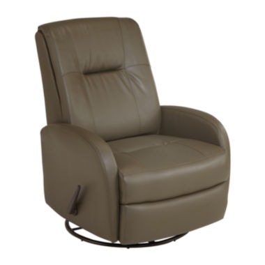 jcpenney.com | Best Chairs, Inc.® Modern PerformaBlend Swivel Glider Recliner