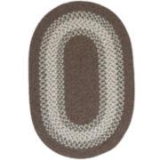 Oak Valley Reversible Braided Oval Rugs