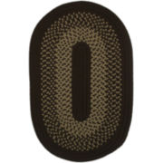 Houston Reversible Braided Indoor/Outdoor Oval Rug